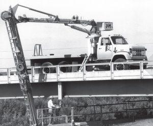 First Paxton-Mitchell Snooper Truck • Circa 1964