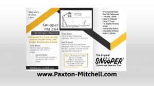 Snooper PM 264 • Paxton-Mitchell Snooper Truck