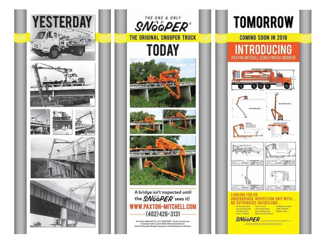 Snooper Truck • Paxton-Mitchell Co., LLC