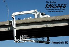 Paxton-Mitchell Snooper Truck • Snooper Series 240
