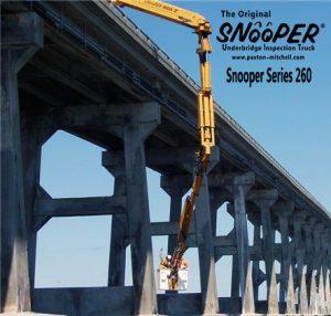 Paxton-Mitchell Snooper Truck • Snooper Series 260