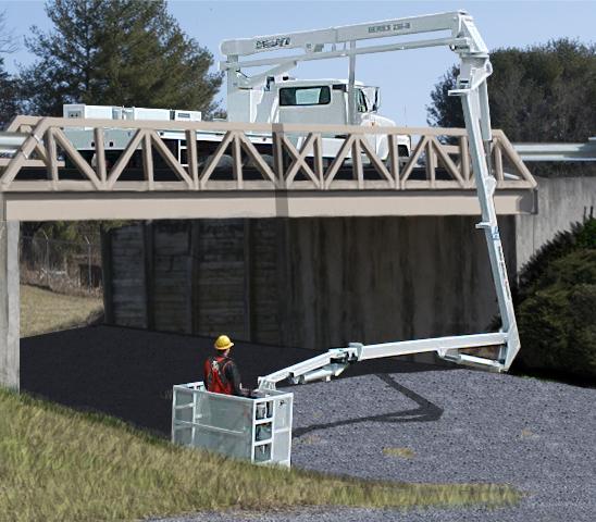 Paxton-Mitchell Snooper Truck - Snooper Series 230